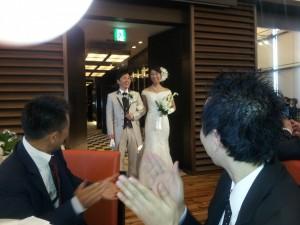 てしま歯科クリニック院長コラム結婚式